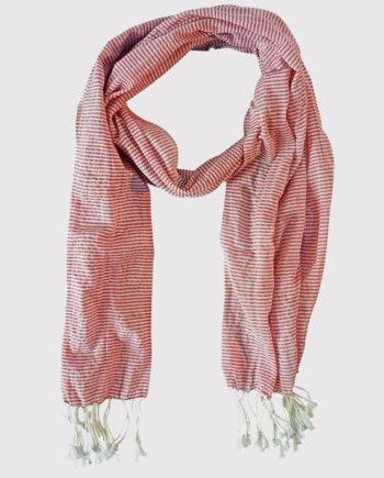 krama rose framboise