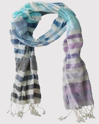 Krama scarf Tonlé Sap