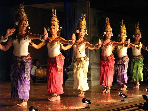 Dance Apsara