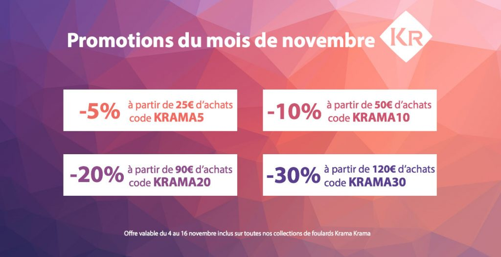 promotion ecommerce krama krama