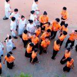 studenten schule sala bai