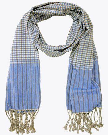 krama traditionelle königsblaue