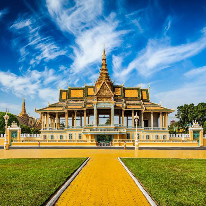 koniglicher palast phnom penh