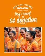 Buy Scarf Donation Sala Bai School