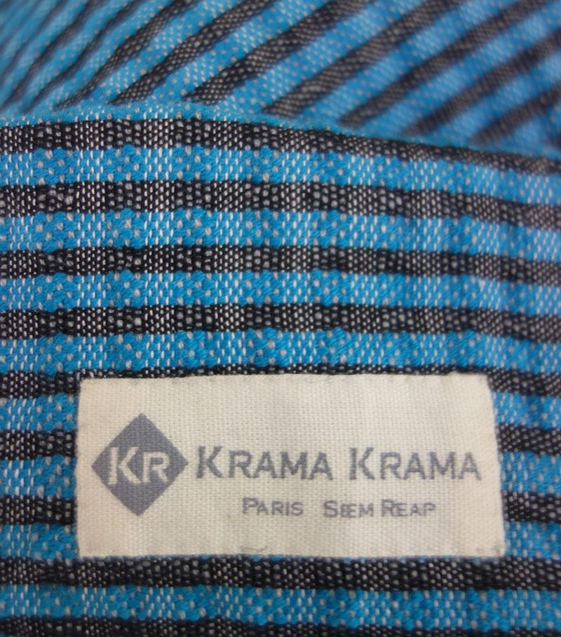 zoom krama blue Koh Kong