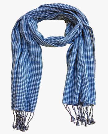 Krama blue cobalt