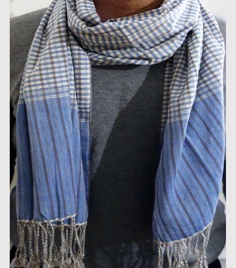 krama scarf khmer king