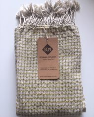 krama silk gold label