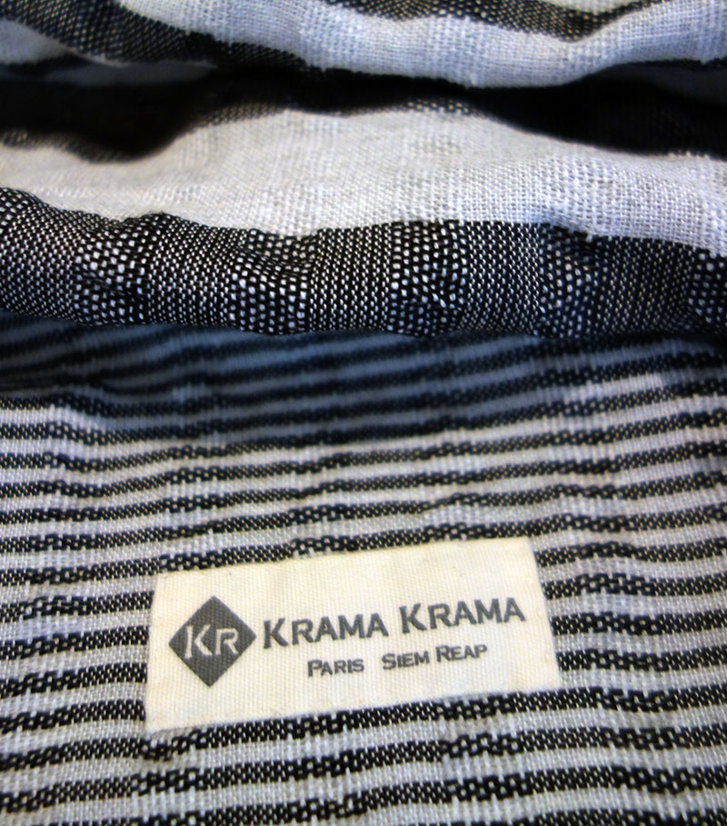 zoom krama black gold