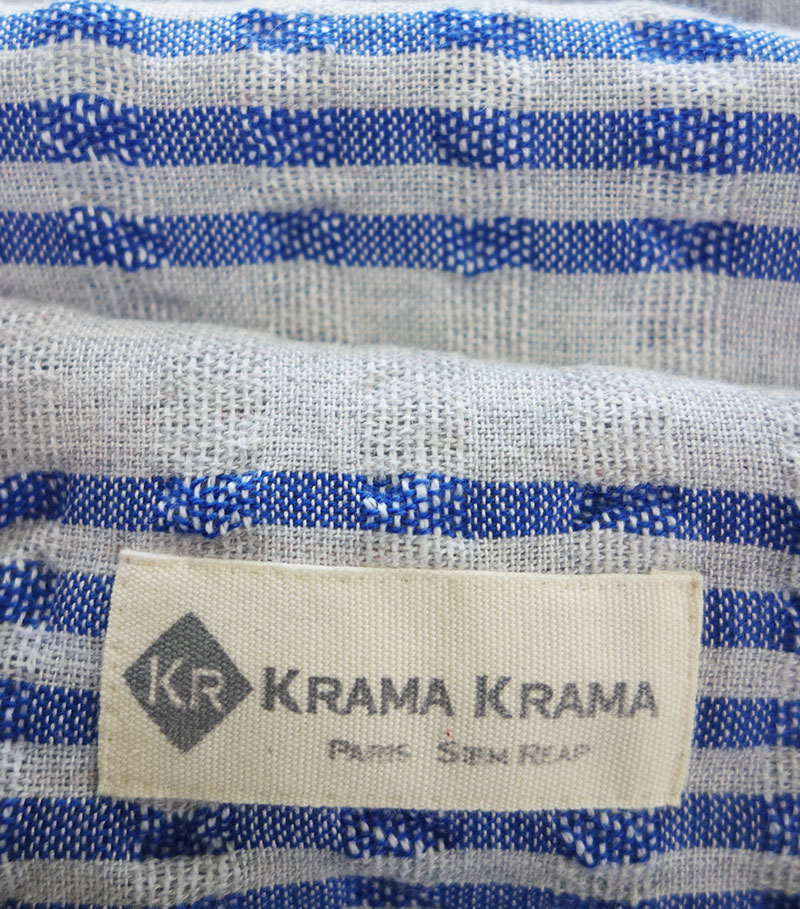 zoom krama blue city