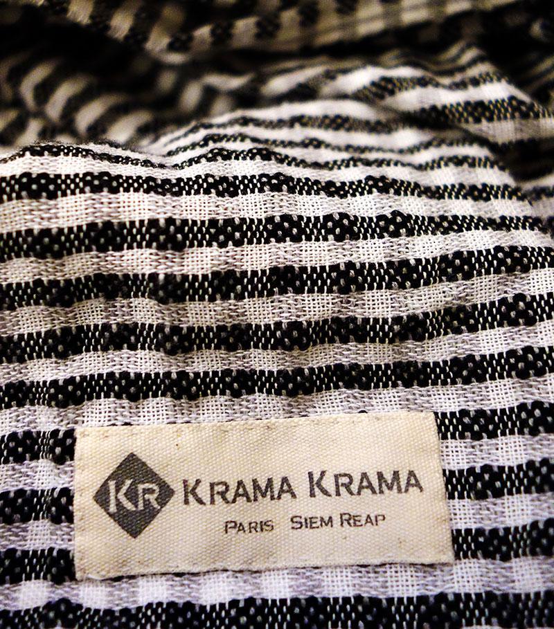 Krama black Bayon
