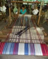 weaving krama french