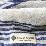 krama blue city brand