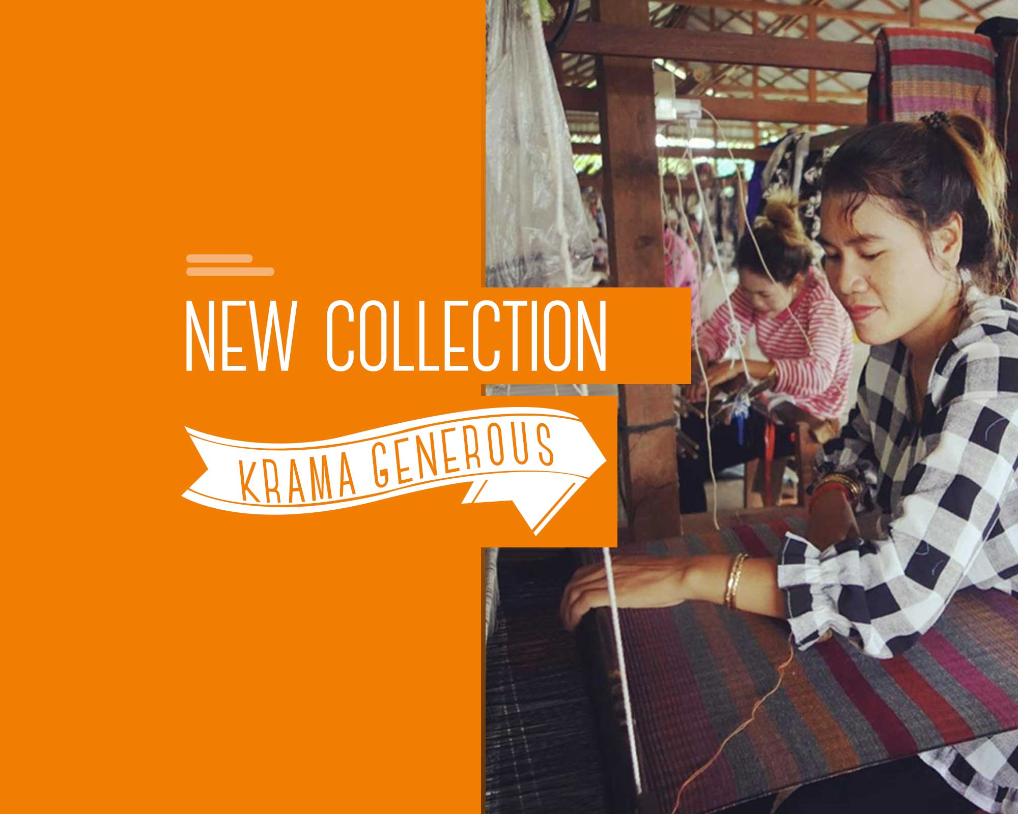 collection krama generous