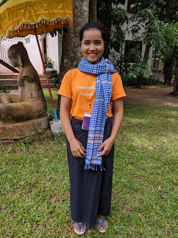 student krama sala baï blue