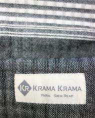 zoom Krama black Ink