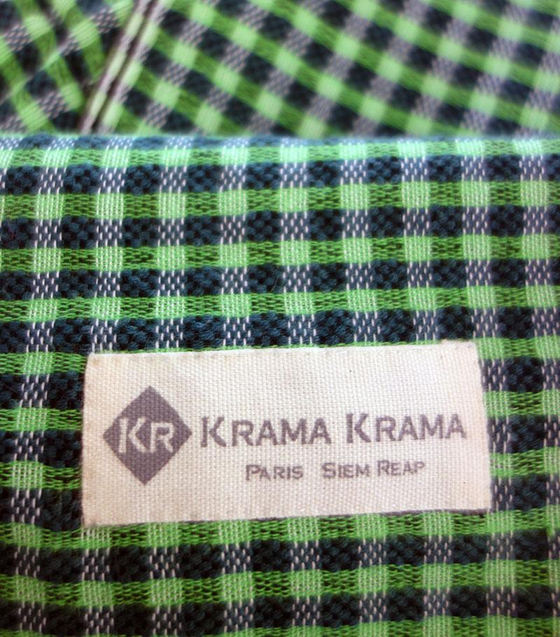 zoom krama green Kep