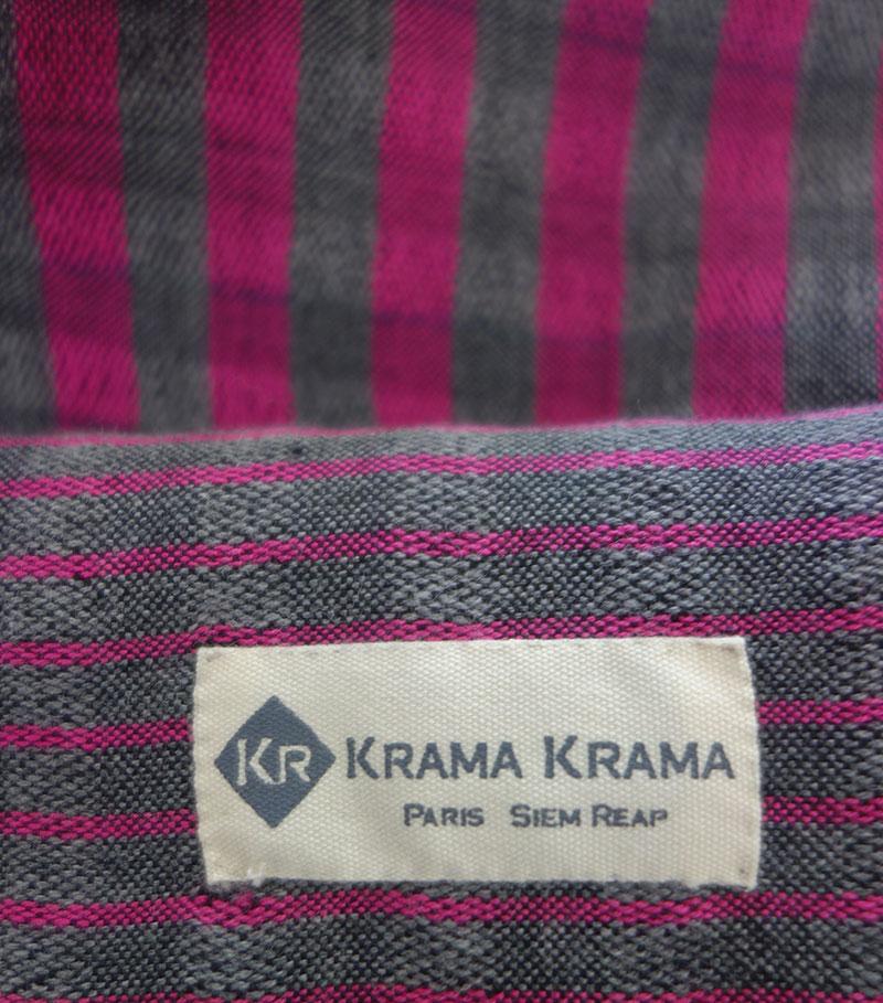 zoom krama pink Rajana