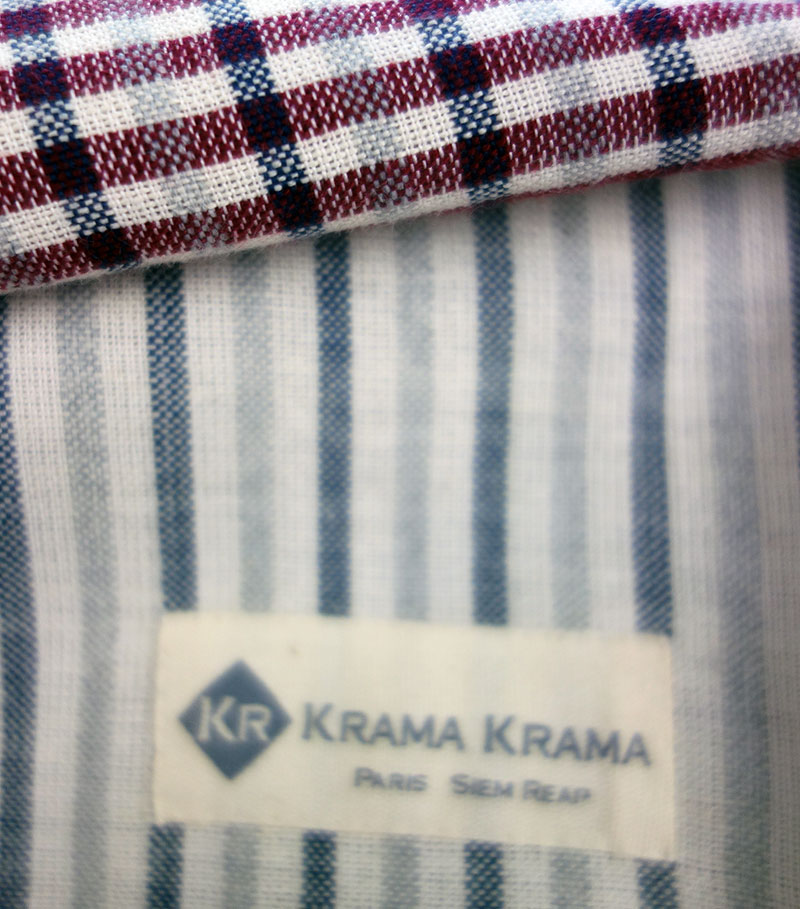 zoom krama red Burgundy