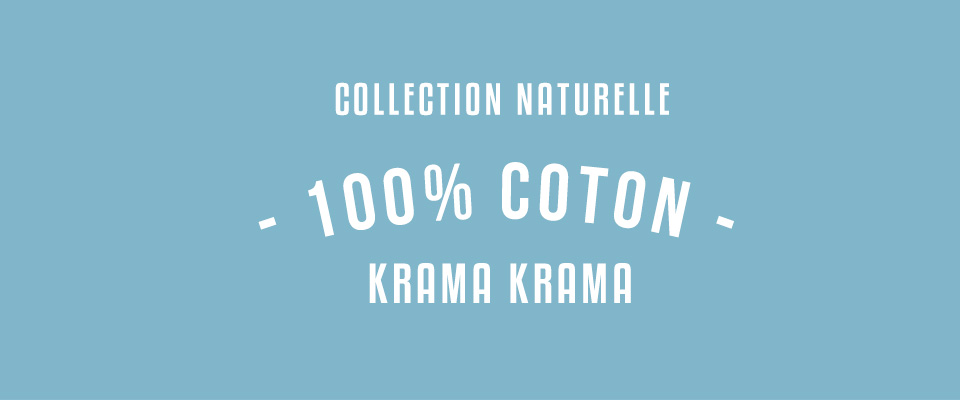 Collection naturelle de kramas