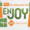 Carte cadeau Krama Krama 30 euros