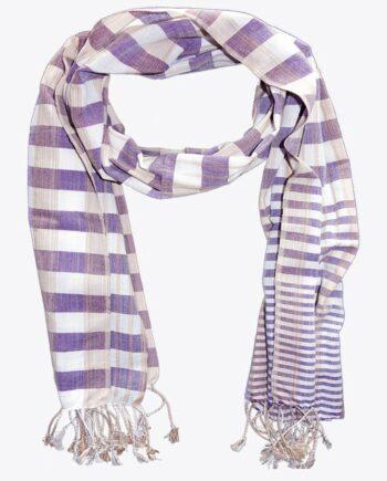krama violet rassurant