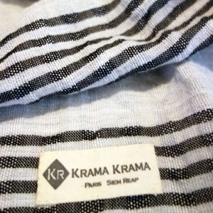 Krama noir city zoom