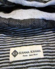 Krama Or noir zoom