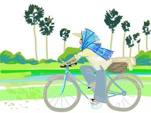 krama vélo