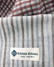 krama orange feu zoom