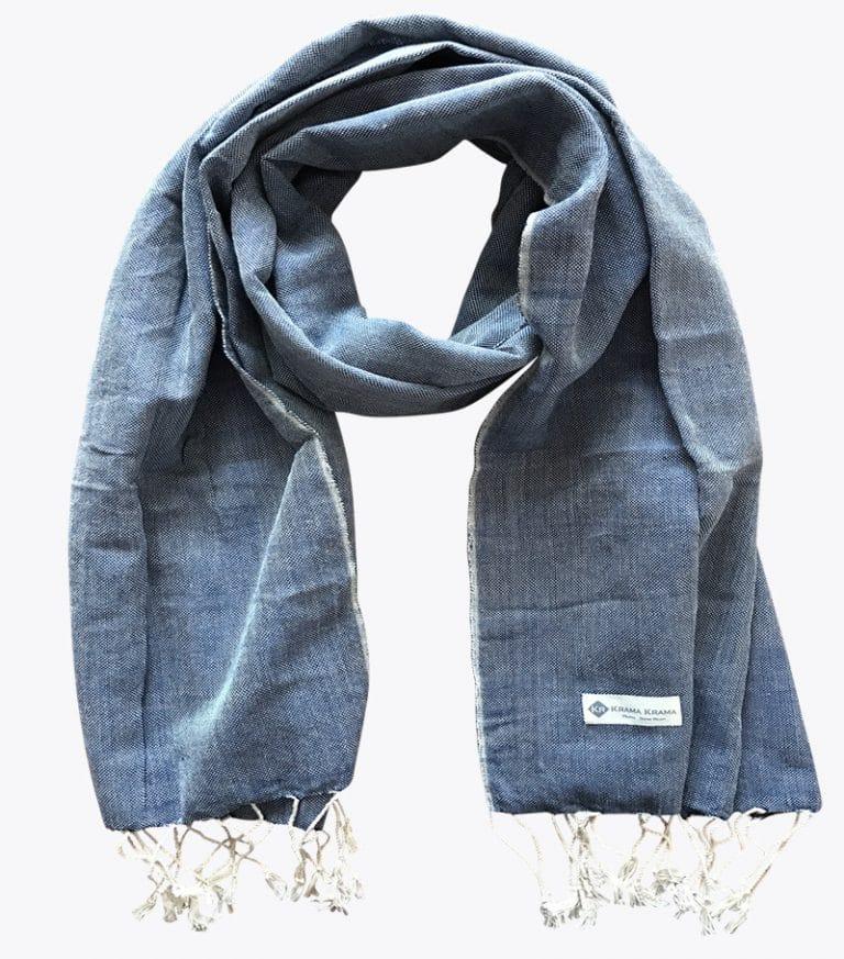 krama bleu jean