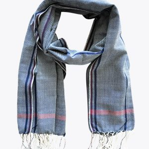 krama foulard chevron