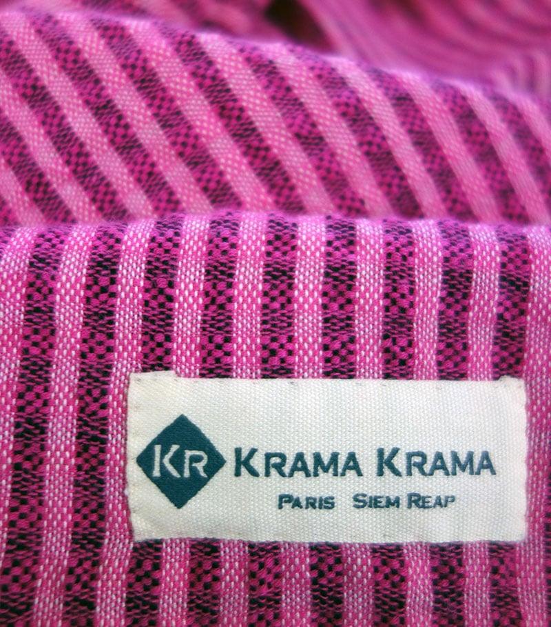 zoom Krama rose Bakong