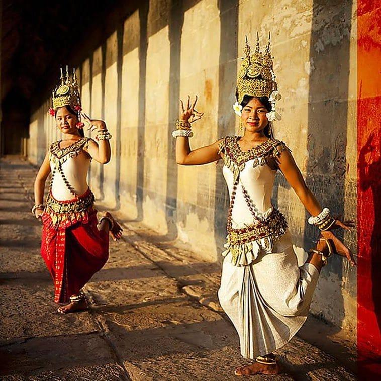 apsara danceuse